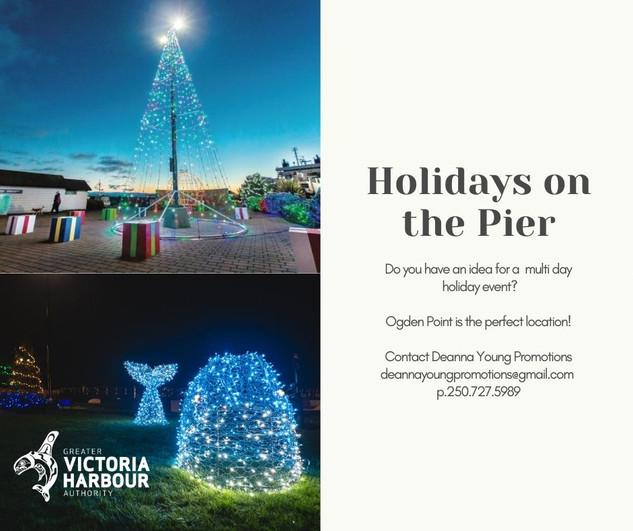 GVHA Christmas on the Pier