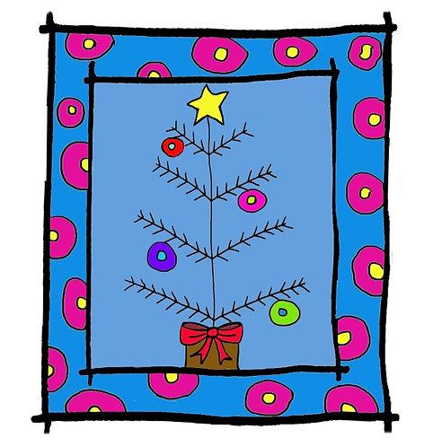 Charlie Brown Christmas Tree Kit