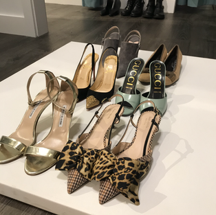 Pretty Shoes at MONA.heic