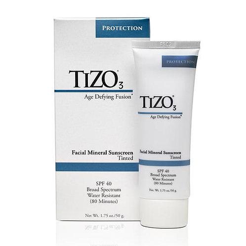 Solar Protection TiZO3 SPF 40 Tinted