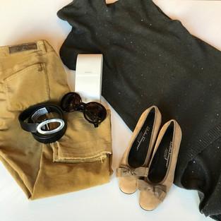 Flat Lay Outfits at MONA