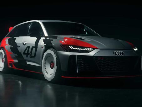 Audi RS6 GTO: Niečo nevídané z Ingolstadtu