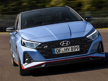 Hyundai i20 N: Po stopách úspechu