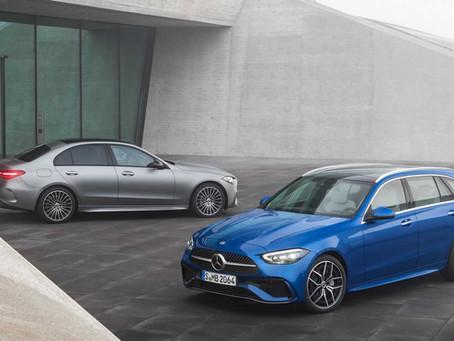 Nový Mercedes triedy C debutuje po vzore najlepšieho