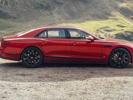 Bentley Flying Spur V8: Osemvalec pre džentlmenov