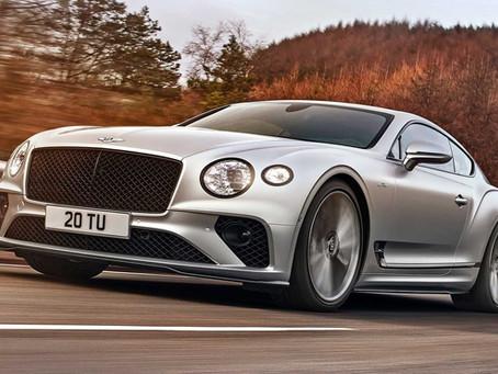 Bentley Continental GT Speed: Nie je to iba o rýchlosti