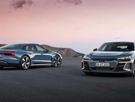 Audi E-Tron GT: Koncernová inšpirácia