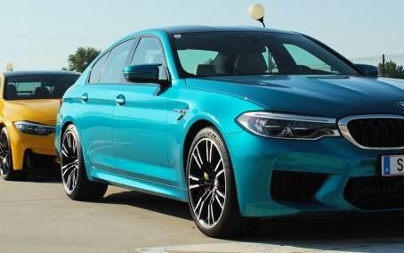 BMW M DRIVE TOUR 2018: VITAMÍN M