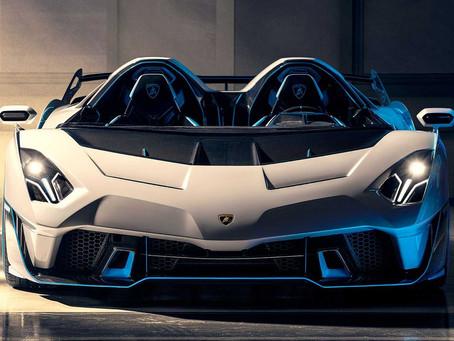 Lamborghini SC20: Chuťovka bez strechy