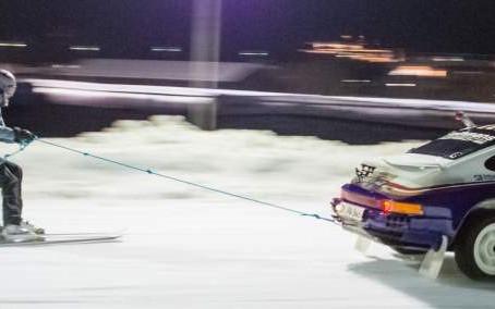 GP ICE RACE 2020: CHLADNÝ ADRENALÍN