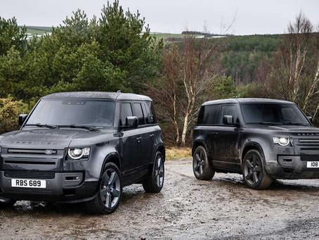 Land Rover Defender V8: Konečne!