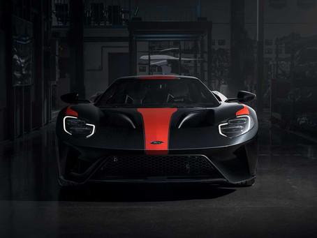Ford GT Studio Edition: Diabolský vizuál
