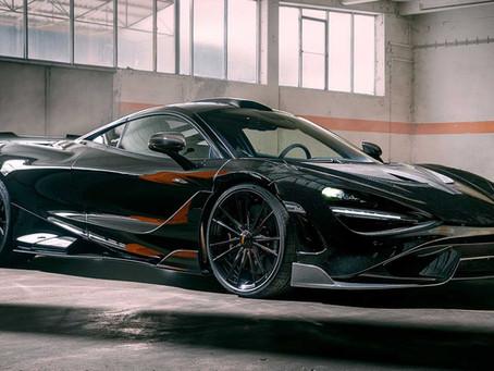 McLaren 765LT dostal doping od Novitecu