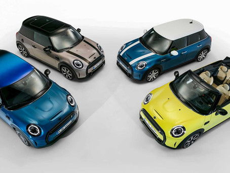 MINI Cooper 2021: Forever young