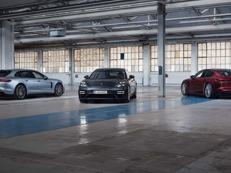 Porsche Panamera: Zelenšia a silnejšia než kedykoľvek predtým