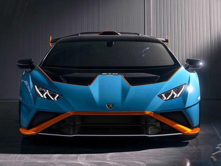 Lamborghini Huracán STO: Legálny extrém