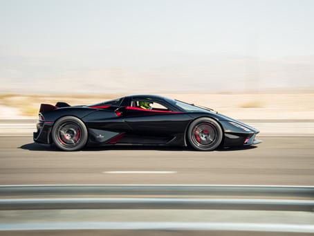 Bugatti zosadené, Američania nastupujú na trón maximálnej rýchlosti