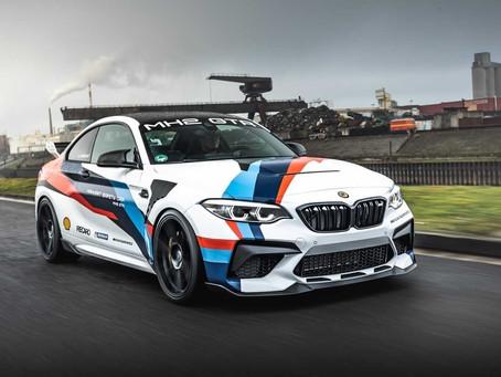 BMW M2 CS od Manhart: Vylepšené do extrému