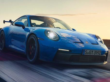 Porsche 911 GT3: Opäť dobrá atmosféra