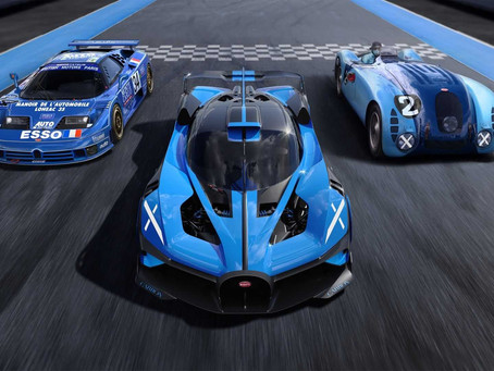 Bugatti Bolide: What if...