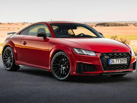 Audi TTS Competition Plus: Sila naviac sa vždy zíde