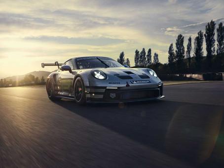 Nové Porsche 911 GT3 Cup je pripravené na štart