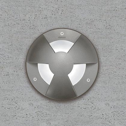מנורת רצפה עגולה דגם GROUND