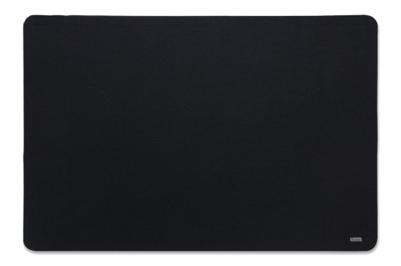 לוח נעיצה בד שחור