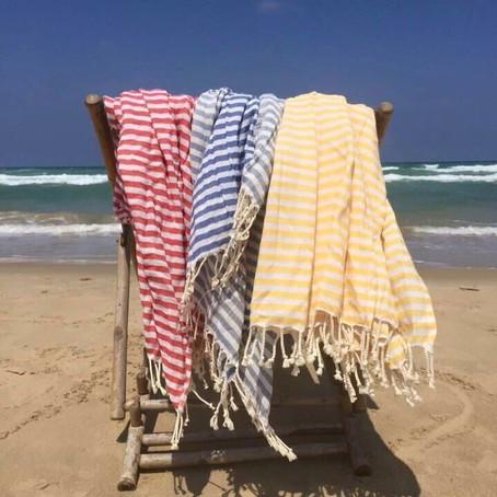 הטיפים שלנו לבחירת מגבת חוף מושלמת