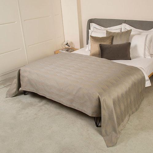 כיסוי מיטה art déco