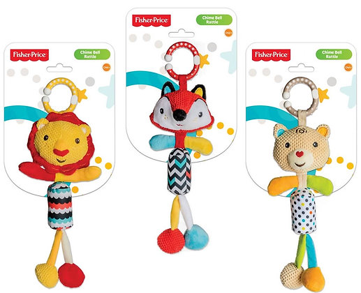 Chime Bell Rattle