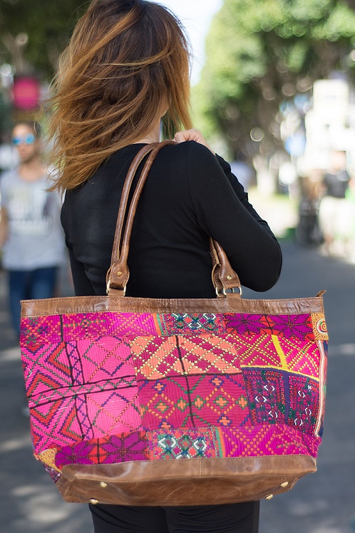 The Big Bag from Rajasthan