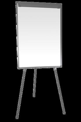 לוח מחיק מגנטי נייד אירופאי - פליפ צ'ארט