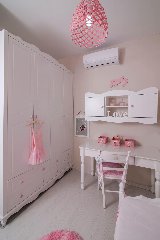 חדר ילדים מעוצב בסגנון קלאסי