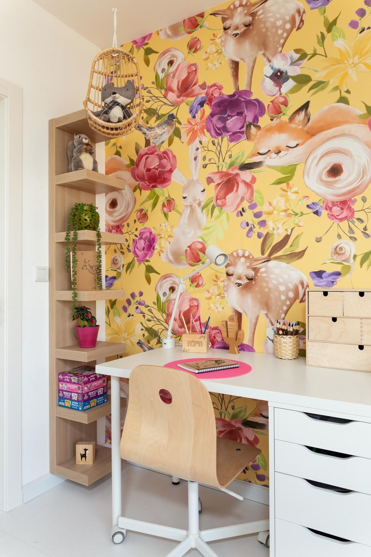 עיצוב חדר משחקים משותף לשתי אחיות