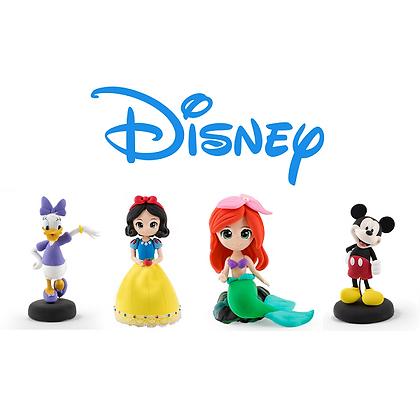 Disney Clay Figures