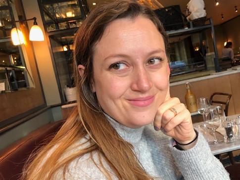 Natasha Broman, Principal Programs Coordinator - Africa & Europe