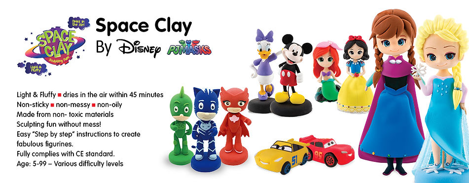 Space Clay