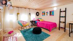 כתבה במגזין walls - חדרי ילדות מעוצבים