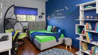 עיצוב חדר לנער