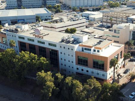 """משרדים להשכרה בבית הטרמינל, רחוב המלאכה 13, אזה""""ת הצפוני-לוד"""