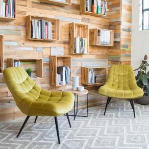7  רעיונות לעיצוב הסלון