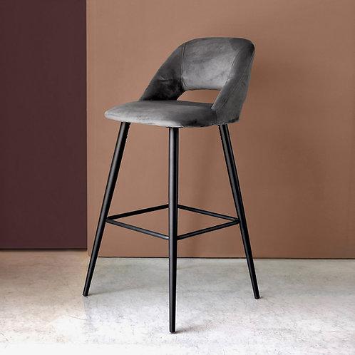 כיסא בר tailor / רגליים שחורות