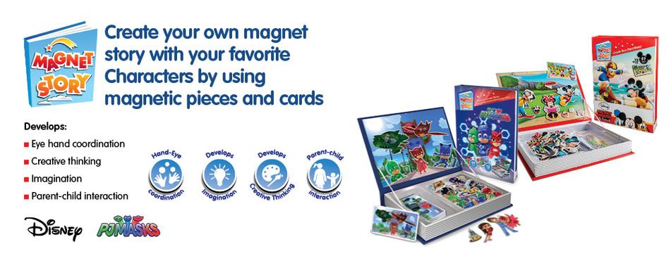 Magnet Story