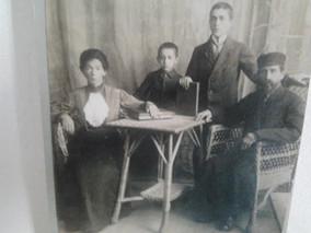 משפחת ויינריב - שטרן