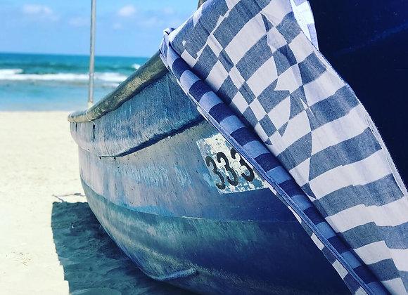 מגבת חוף טורקית Anchor
