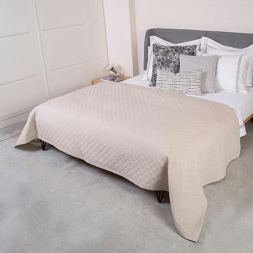 כיסוי מיטה pekin mattlasé