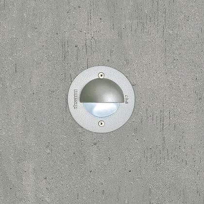מנורה עגולה שקועה בקיר דגם STARLED