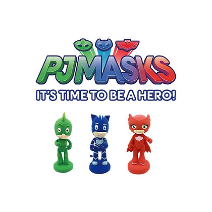 PJ Masks Clay Figurines