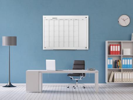 4 שימושים פרקטיים ללוחות תכנון וארגון למשרד